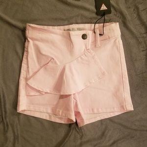 NWT Cute Guess GIRLS Pink Short Size 4